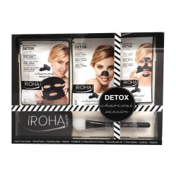 Charcoal Masks - Detox Pack