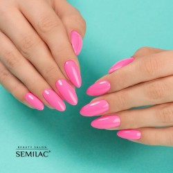 Esmalte Semilac Beauty Salon 907 Coral Pink 7ml