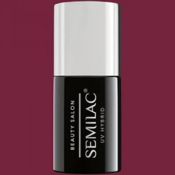 Esmalte Semilac Beauty Salon 915 Dry Wine 7ml