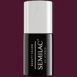 Esmalte Semilac Beauty Salon 917 Black Chocolate 7ml