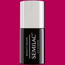 Esmalte Semilac Beauty Salon nº909 Cherry Red 7ml