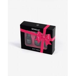 Semilac Kit de esmaltes 3 X 3ml