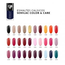 Pack 30 colores Esmalte normal Color & Care