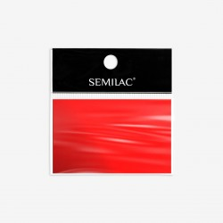 Semilac Red Foil Decorations nº746