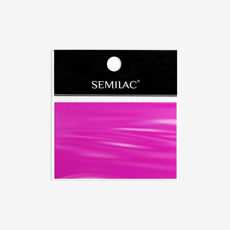 Semilac Transfer Foil Magenta nº749
