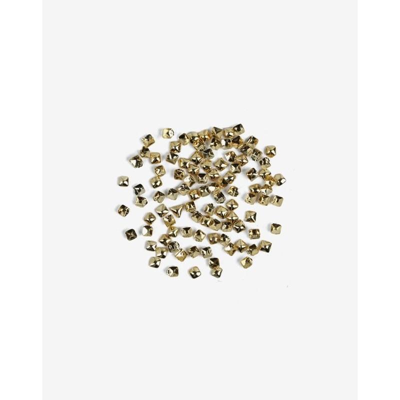 Decoraciones Semilac Gold Small Squares nº762