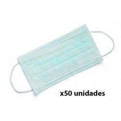 Disposable face mask 100 u.