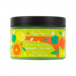 Body scrub citrus / green...