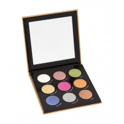 Eye shadow palettes Mermaid...