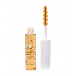 Lash-care serum with...