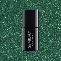 Esmalte Semilac nº262 (Platinum - Green)