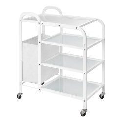 4 tier beauty trolley Hermo