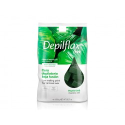 Cera Depilflax vegetal 1 kg.