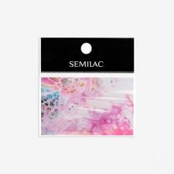 Semilac Foil Rainbow Marble...