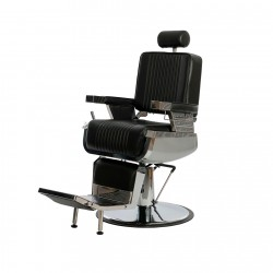 Hydraulic barber chair Grateau