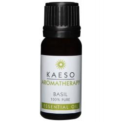 Aromatherapy Basil essentials oil 10 ml.