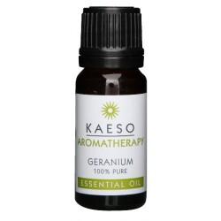 Aromatherapy Geranium essentials oil 10 ml.