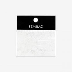 Semilac Foil White Lace nº14