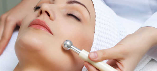 galvanic beauty treatment