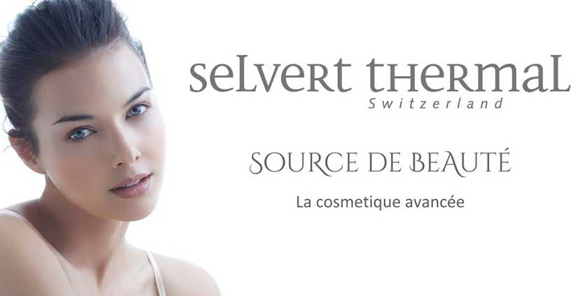 Selvert Thermal, professional cosmetics, already in Material Estetica