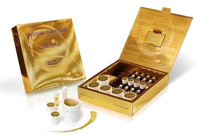 Tratamiento oro 24K - Caprices d'Or