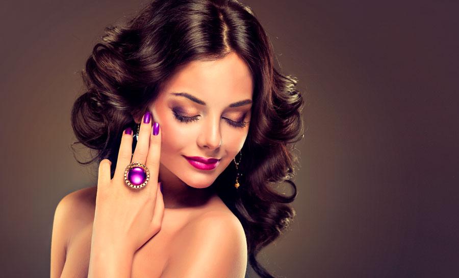 Ultra violet: El color del 2018 y la más atractiva forma de usarlo en las uñas