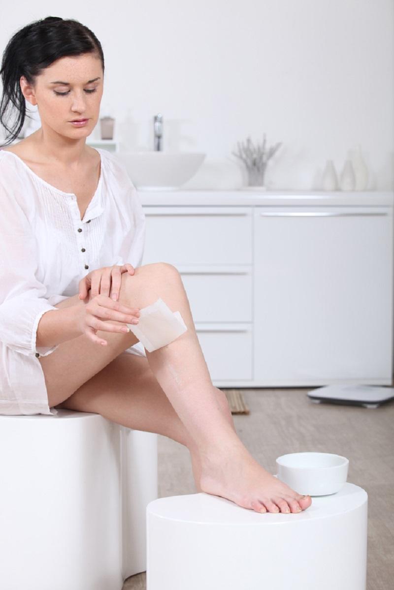 Tipos de bandas depilatorias y cómo afectan a mi piel