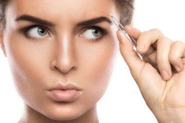 trucos para depilarse las cejas