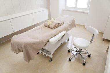 Mobiliario para clínica estética