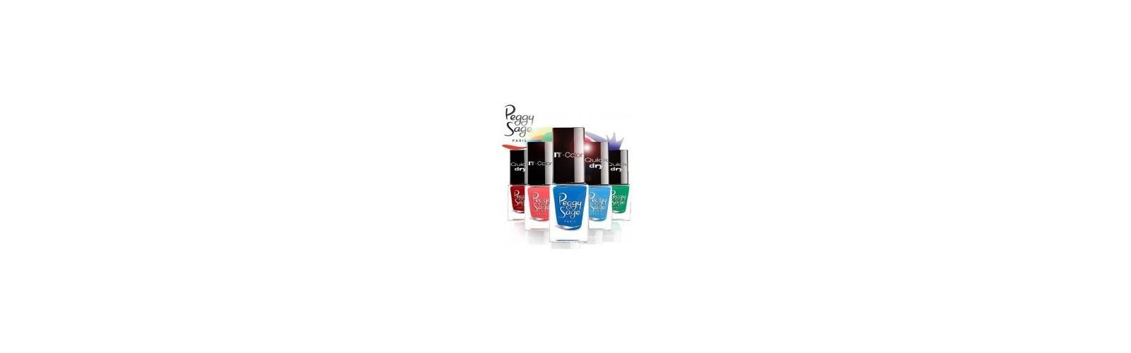 Mini nail polish Peggy Sage