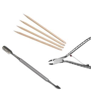Instrumentos para manicura y pedicura